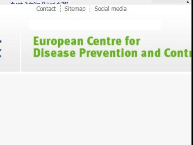 ECDC: nova avaliação de risco rápido - surto de Ebola em Bas Uele, RDC