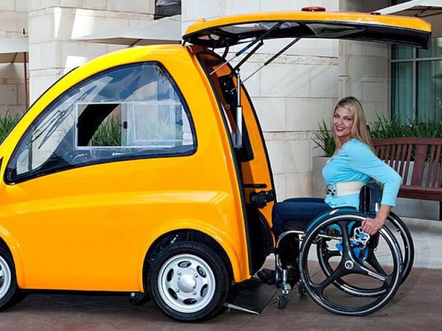 Kenguru: o carro elétrico desenvolvido para pessoas com mobilidade reduzida