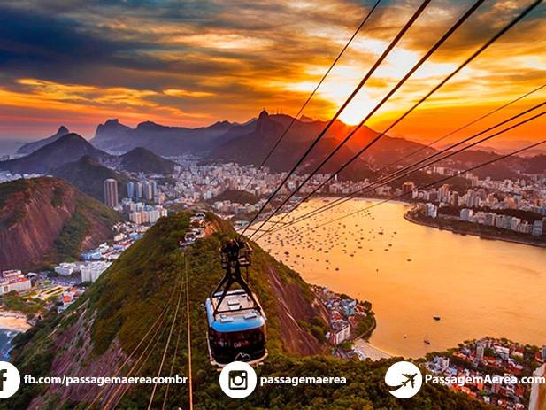 Passagem Aérea para o Rio de Janeiro no Feriado da Consciência Negra