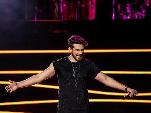 Gustavo Mioto diz que estar estar na lista de virais do Spotify foi uma novidade inacreditável