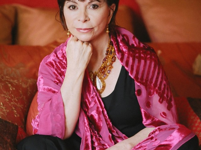 'A democracia está em perigo', diz Isabel Allende
