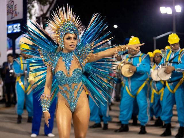 Desfile da Unidos da Tijuca; veja FOTOS