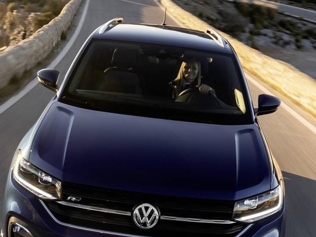 Volkswagen T-Cross ganha esportividade com pacote R-Line