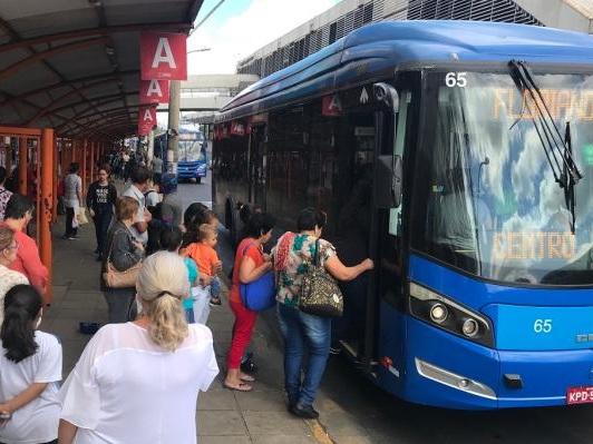 Passagem do ônibus sobe nesta sexta-feira em Canoas