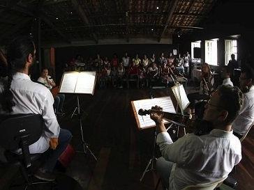 Projeto did?tico de m?sica cl?ssica, 'Segundas Concertantes' volta ao Pal?cio Rio Branco