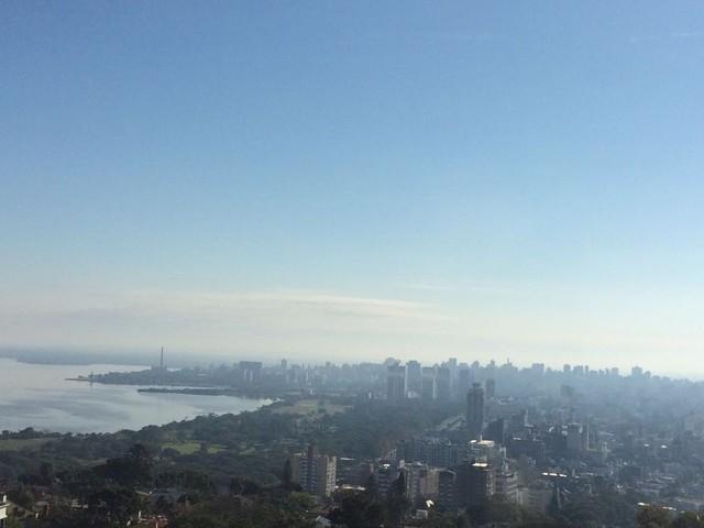 Porto Alegre registra mínima mais baixa do ano e menor sensação térmica desde 2013