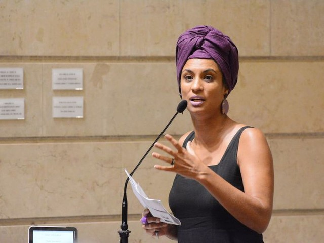 Rio Police Arrest Two Suspects in Murder of Activist Marielle Franco