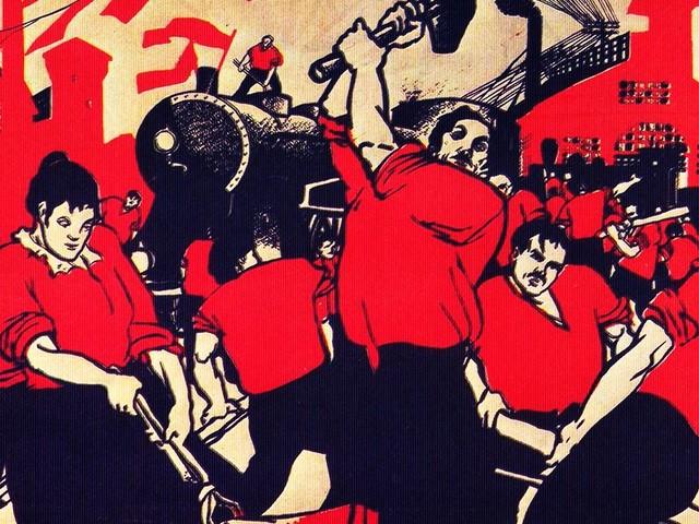 1º de maio marcado pela criminalização da pobreza e o desrespeito com a classe trabalhadora.