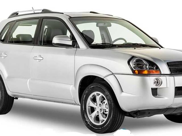 """Mercado: Hyundai """"old"""" Tuscon tem produção encerrada"""