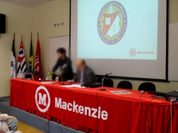 Estudante do Mackenzie usa suástica para protestar contra vacinas
