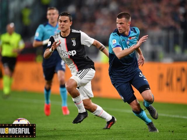 Juventus empata com a Atalanta e acirra busca pela Champions; Inter se complica