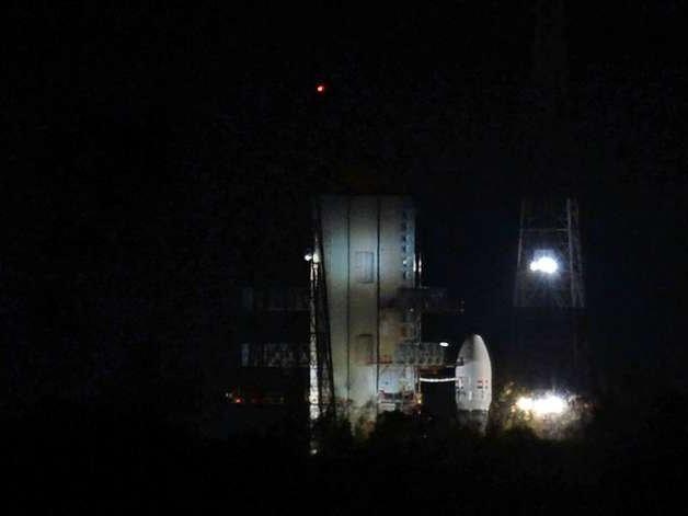 Vazamento em motor provoca adiamento de missão lunar da Índia