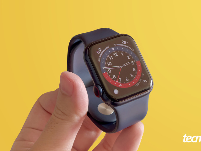Apple Watch Series 6: igual, só que mais bonito