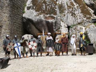 Eventos nos parques e monumentos de Sintra