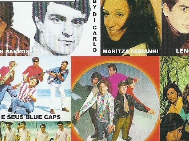 Vários artistas - Pop Hits Nacionais Anos 60 - Vol. 2