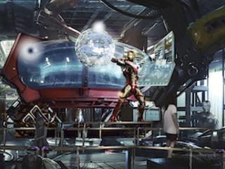 Disney Paris revela novidades da Marvel