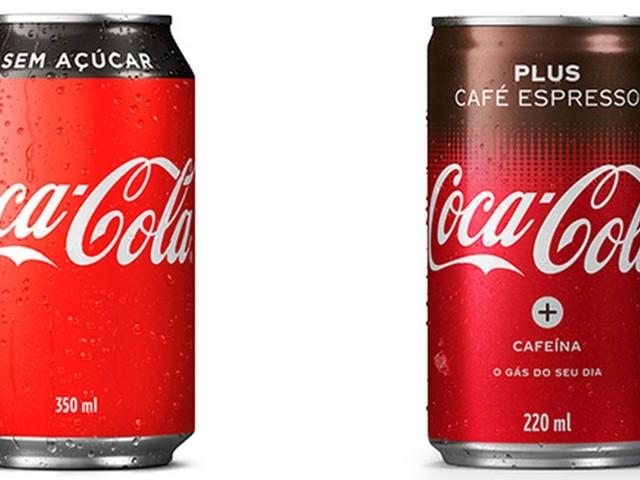 Novas embalagens da Coca-Cola confundem consumidores nos mercados