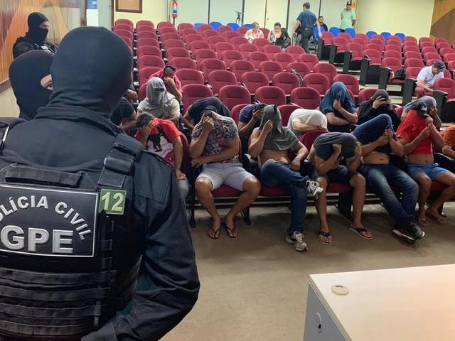 Guarda foragido se entrega em Castanhal, após operação prender 19 envolvidos com grupo extermínio no PA