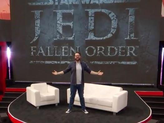 E3 2019   EA mostra que Jedi Fallen Order será o melhor jogo da empresa em 2019