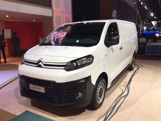 Citroën Jumpy começa a ser vendido por R$ 79.990