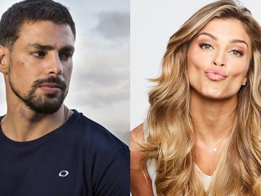 Após terminar namoro e ver a ex solteira, Cauã Reymond está tentando reconciliação com Grazi Massafera
