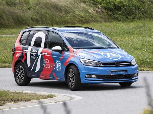 ZF Vision Zero Vehicle ajudará na redução de acidentes