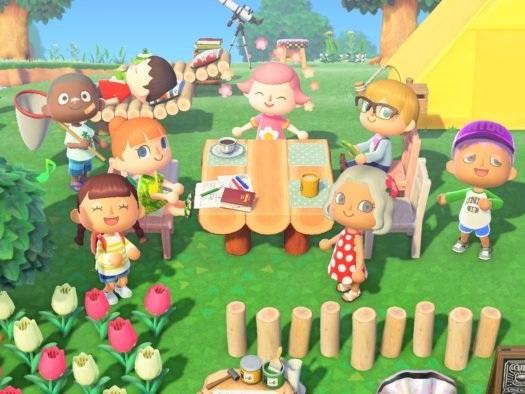 Nintendo revela detalhes sobre Animal Crossing: New Horizons