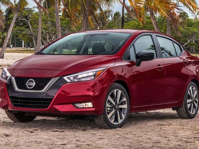 Novo Nissan Versa já está em testes no brasil e chegará em meados de 2020