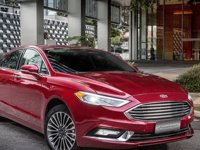 Ford Fusion não será mais produzido no México, diz site