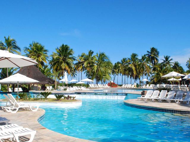Promoção para a Costa do Sauípe! Pacotes com voos mais hospedagem all inclusive a partir de R$ 1.697, em 10x