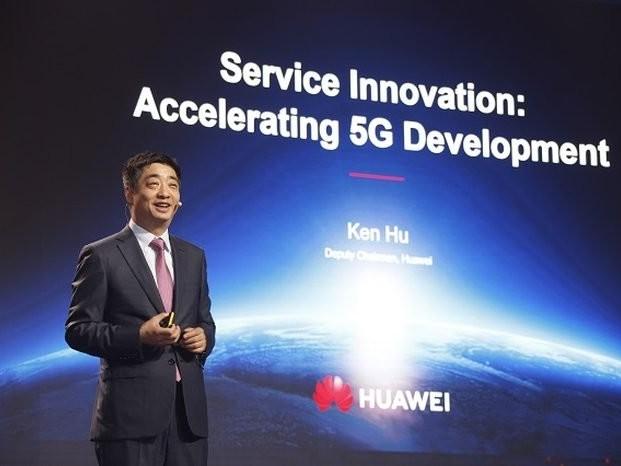 Huawei já responde por dois terços das antenas 5G fora da China