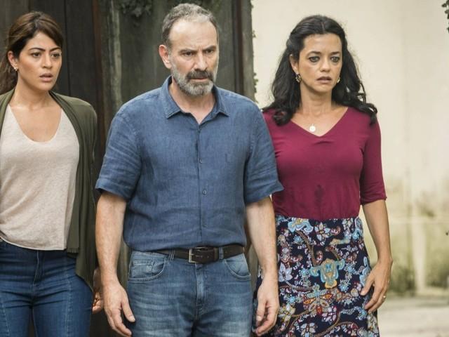 Com amor proibido em 'Órfãos da terra´, Carol Castro está preparada para enfrentar os haters