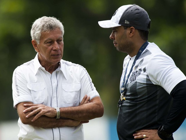 Santos dispensa Clodoaldo, ex-jogador e consultor do clube