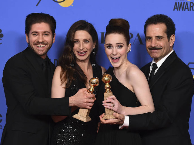 Discursos ofuscam prêmios no Globo de Ouro