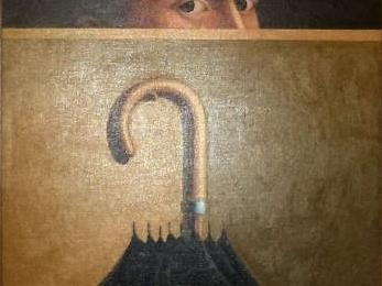 Eu, pintor: Adilson Santos
