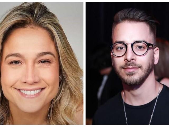 """Fernanda Gentil diz que já foi apaixonada pelo irmão de Sandy e brinca com a situação: """"Mudei de time"""""""
