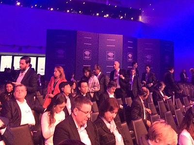 Temer diz que alta da Bolsa indica sucesso de seu discurso em Davos
