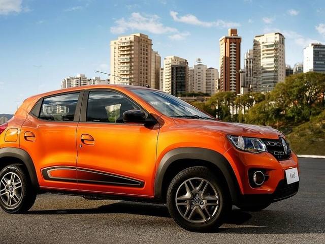 Renault anuncia novo recall no Kwid