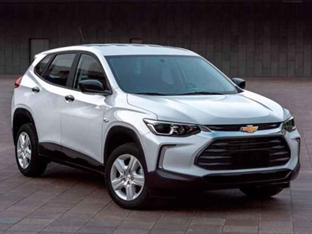 Confira o visual do Chevrolet Tracker 2020