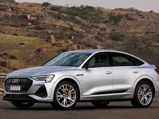 Segundo elétrico da Audi no Brasil, e-Tron Sportback partindo de R$ 511.990