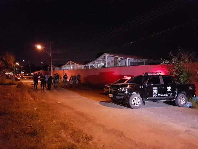 Internos atacados em rebelião no CSE são transferidos pela segunda vez e levados para prédio no 31 de Março, em Boa Vista