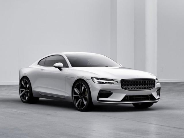 Volvo apresenta Polestar 1, seu primeiro carro elétrico