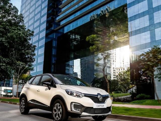 Renault Captur tem descontos de até R$ 7.960 reais