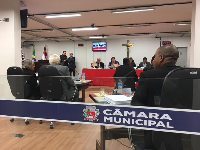 Câmara cobra informações da Prefeitura sobre pagamento de outorga prevista em contrato do transporte coletivo