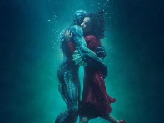 Oscar 2018 | A Forma da Água se destaca com 13 indicações e Dunkirk com 8