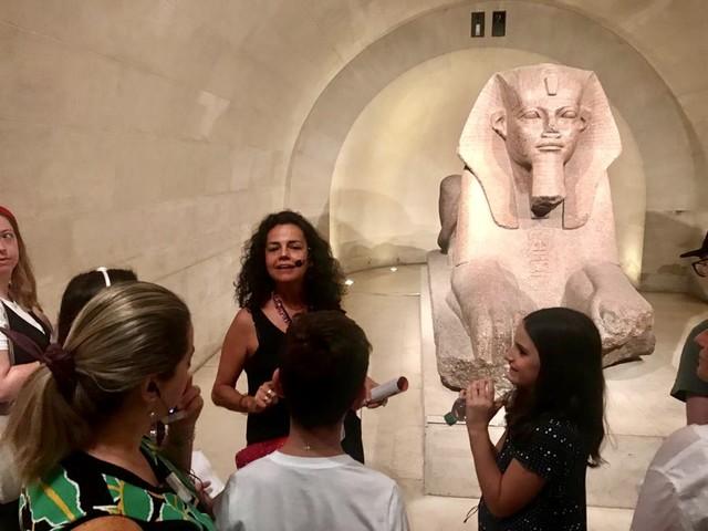 Visitas guiadas para crianças aos museus de Paris