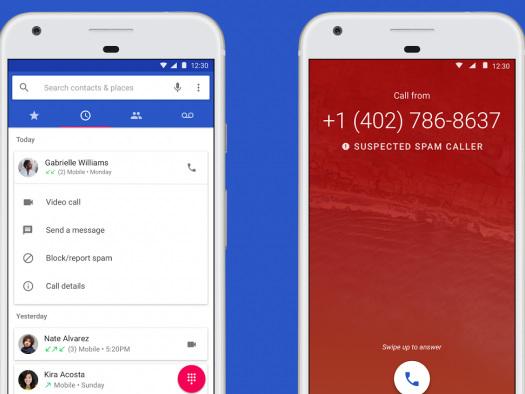 """Google coloca """"ícones de bate-papo"""" em seu app de ligações"""