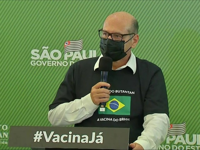 Butantan envia nesta segunda à Anvisa pedido para uso emergencial das doses da CoronaVac envasadas no Brasil