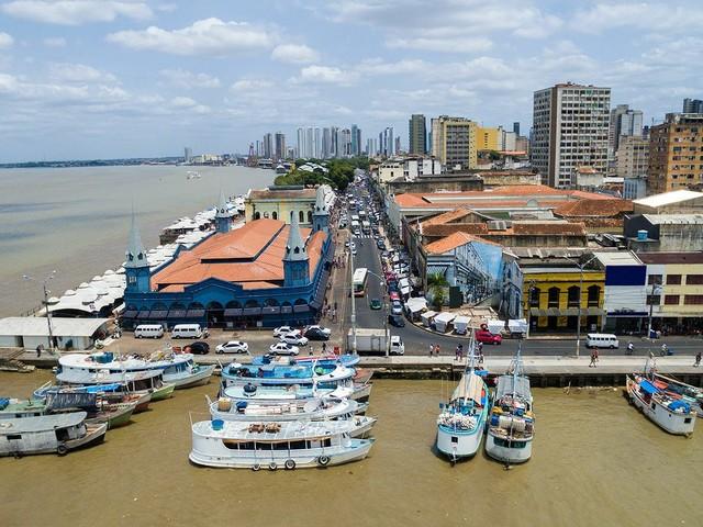 Pará chamando! Voos para Belém a partir de R$ 367 saindo de Brasília, São Paulo e mais cidades