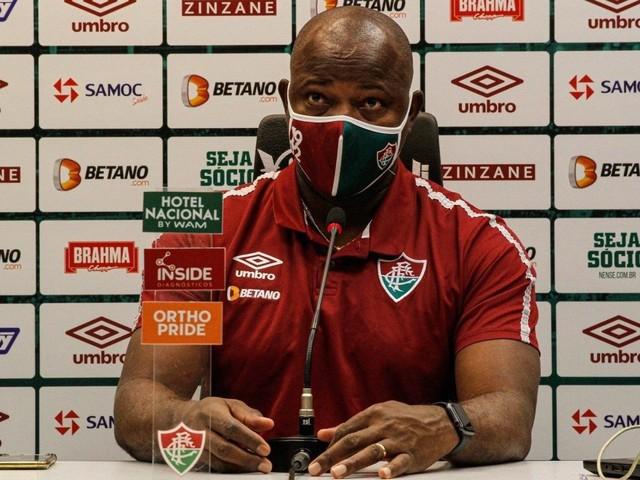 Marcão enxerga resultado injusto e exalta atuação do Fluminense: 'Criamos muito'